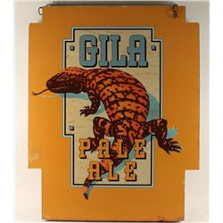 Large Gila Pale Ale Double Sided Sign