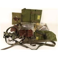 Military Surplus Lot
