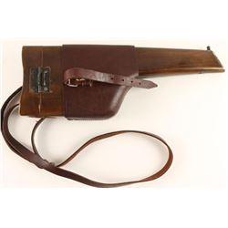 Broomhandle Mauser Shoulder Stock