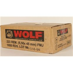 Wolf 223 Ammo