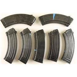 (7) AK 47 Mags