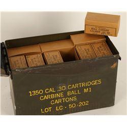 30 M1 Ball Carbine