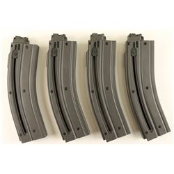 (4) HK/Walther 416 Mags