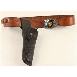 Collection of Gun Leather