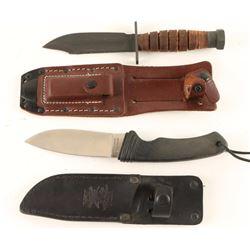 (2) Knives