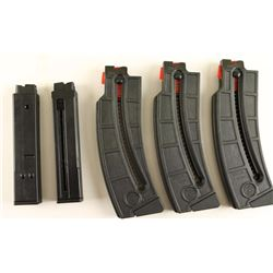 Walther & Smith & Wesson Mags