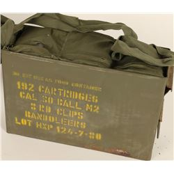 30 Ball M2 Ammo