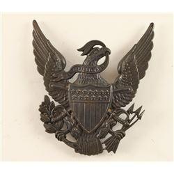 US Miltary Eagle Hat Insignia