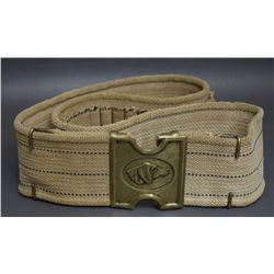 CARTRIDGE BELT
