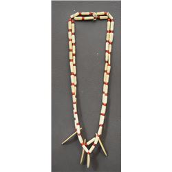 TWO BONE NECKLACE