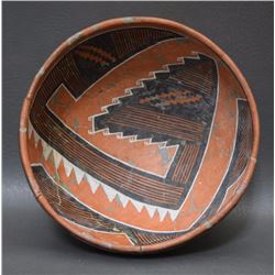 FOURMILE RUIN POTTERY BOWL