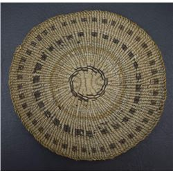 KLAMATH BASKETRY TRAY
