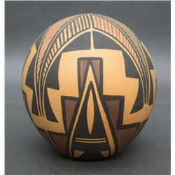 ZUNI POTTERY SEED JAR (ANDERSON)