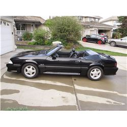 1993 FORD MUSTANG GT CONV