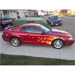 1999 FORD MUSTANG GT 35TH ANN