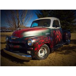1954 CHEVY PICK-UP