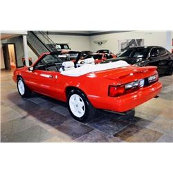 1992 FORD MUSTANG LX CONV.