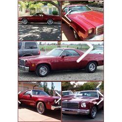 1975 GMC SPRINT