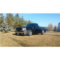 2007 GMC SHORT BOX