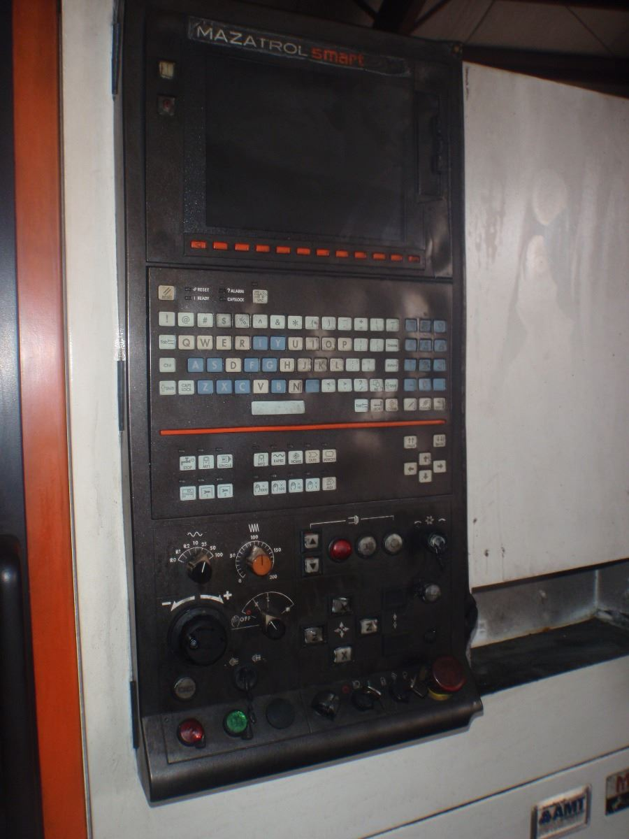 2014 Mazak QUICK TURN SMART 250 CNC Lathe