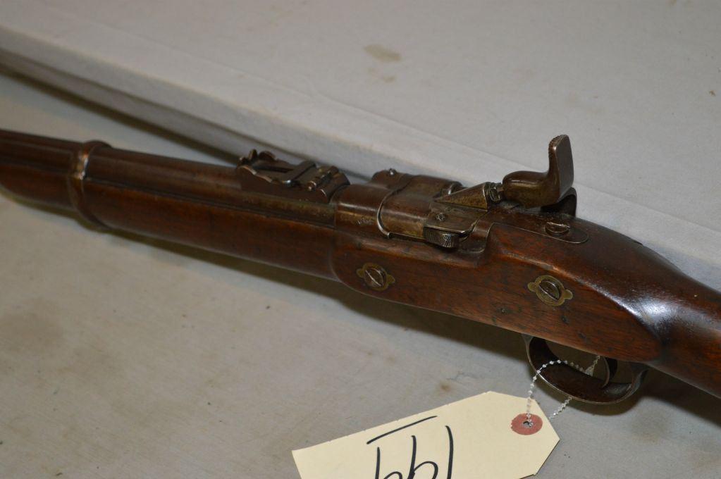 Snider Enfield Model 1871 Mark III  577 Snider Cal Single Shot
