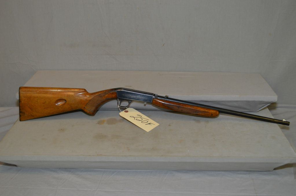 Browning ( Belgian) Model Auto 22  22 LR Cal Tube Fed Semi