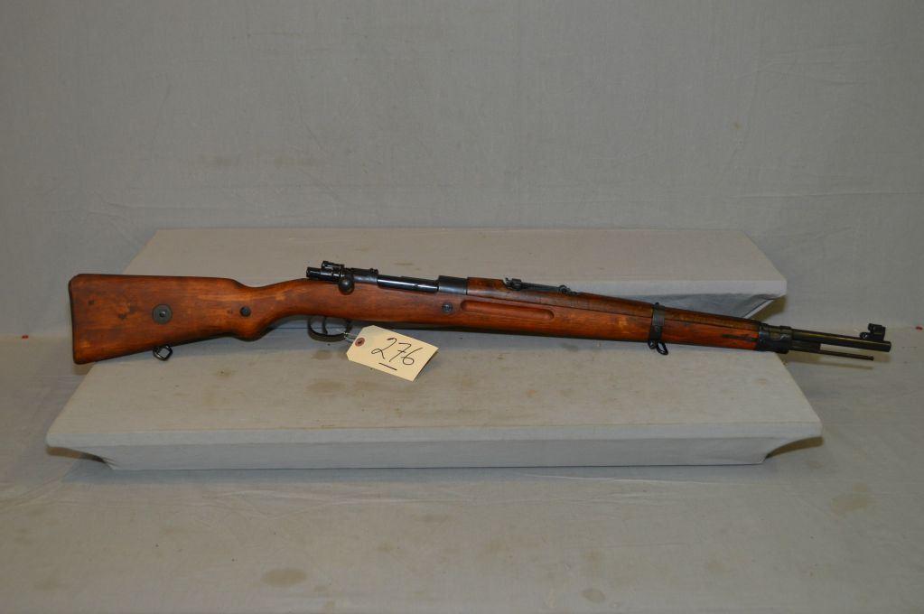 Czech Mauser ( Brno) Model VZ 24  8 MM Cal Bolt Action Full
