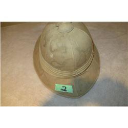 WWII Wolsely pattern Pith helmet cork