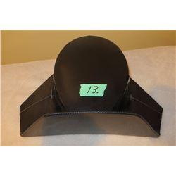 Spanish Civil Guard varnish tricorn hat