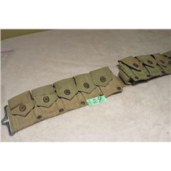 M1923 US cartridge belt