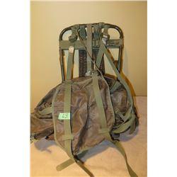 Backpack external frame 1970