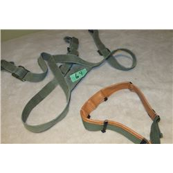 Shoulder straps 1970, Head band liner for M1 (U.S.) helmet