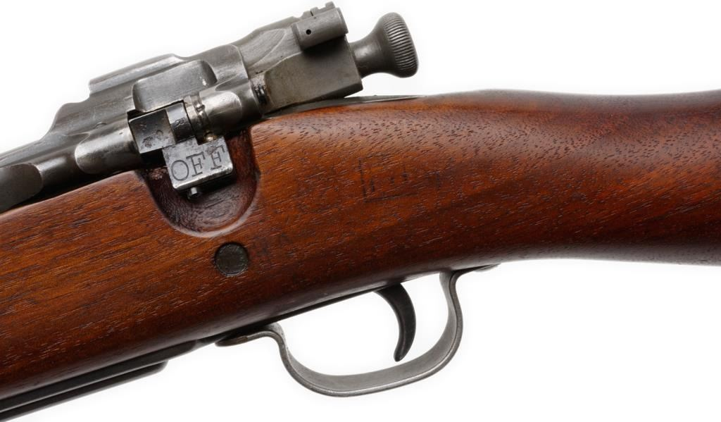 U S  Rock Island Arsenal Model 1903 bolt action rifle,  30