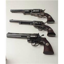 Important Colt Firearms Presentation 3-gun U.S. Bi  Centennial (1776-1976) Commemorative Set in thre