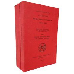 Surveys of Numismatic Research 1978-84