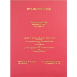 Byzantine Copper Coins
