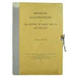 Original Plates to Medallic Illustrations of Great Britain & Ireland