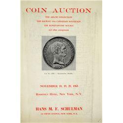 Schulman's Constantine Ruble Sale