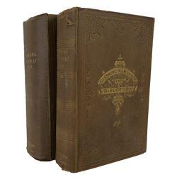 1898 & 1901 Bankers' Almanacs