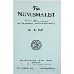 The Numismatist, 1943-46