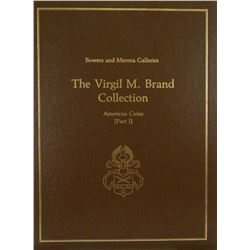Hardcover Virgil Brand Sales