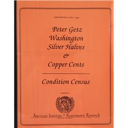 Jack Collins on the Peter Getz Coinage