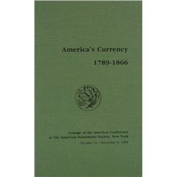 COAC on America's Currency