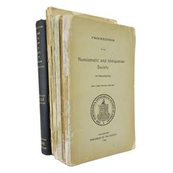 Numismatic & Antiquarian Society of Philadelphia