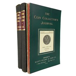 Coin Collector's Journal
