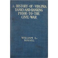 Virginia Banks & Banking