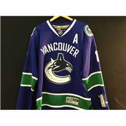 competitive price da877 8e8c8 VANCOUVER CANUCKS RYAN KESLER JERSEY, SIGNED BY KESLER