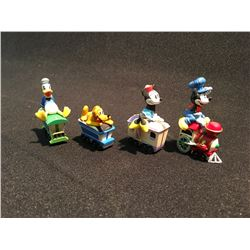 MICKEY MOUSE MINI CIRCUS TRAIN INCLUDES: MICKEY ON ENGINE AND