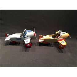2 LIMITED EDITION XONEX COLLECTABLE AIRPLANES