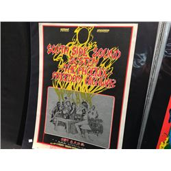 'TEA PARTY'  POSTER -SOUTH SIDE SOUND/PHOENIX/FREEDOM HIGHWAY. THIS POSTER WAS PRINTED ONLY ONCE.